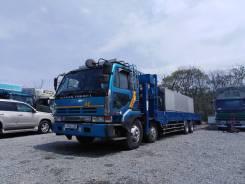 Nissan Diesel. Продам во Владивостоке 4 WD!, 16 990куб. см., 20 000кг., 8x4