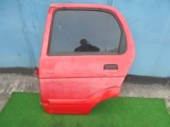 Дверь задняя левая Daihatsu Terios J100G HC