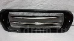 Решетка радиатора Jaos Toyota Land Cruiser 200 черный 202