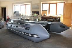 Лодка hunter 360 почти новая в идеале
