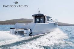 Pacifico Voyager 99 SF - скоростной катер-катамаран на Сахалине