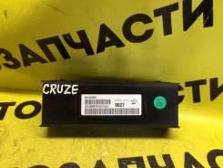 Блок управления Chevrolet Cruze