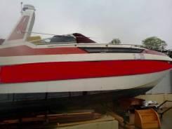 Круизный катер Chaparral