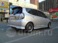 Обвес кузова аэродинамический Honda Fit