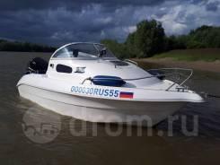 Продаю катер Galia в Омске