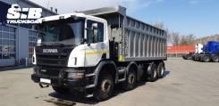 Scania P400. Продается самосвал 8X4, 13 000куб. см., 25 000кг., 8x4