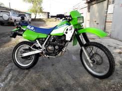 Kawasaki KLR, 1988
