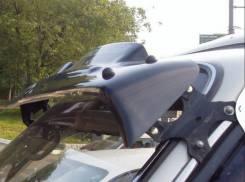 Козырёк лобового стекла (Дефлектор) Toyota LAND Cruiser 80