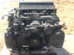 Двигатель в сборе. Subaru: Impreza WRX, Forester, Impreza XV, Legacy, Impreza WRX STI, Impreza, Legacy B4 Двигатель EJ205