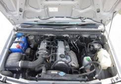 Двигатель без навесного оборудования на Suzuki Jimmy 33