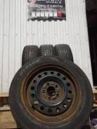 "Dunlop Enasave RV503 195/65R15 + Штамповка 5x114.3. 6.0x15"" 5x114.30"