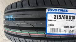 Toyo Proxes CF2. Летние, 2019 год, без износа, 4 шт
