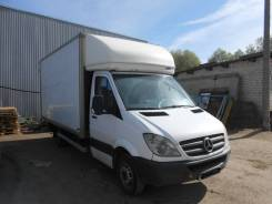 Mercedes-Benz Sprinter 511 CDI. Mercedes-BENZ Sprinter 511 CDI промтоварный фургон, 2 148 куб. см., 3 500 кг., 4x2