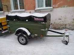 "Легковой прицеп ""Крепыш ZN"" 200см на 126см 56000 рублей"
