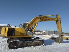 New Holland E215B, 2008