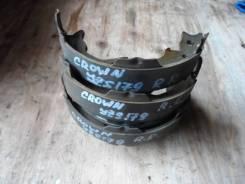 Колодки стояночного тормоза Toyota Crown JZS179