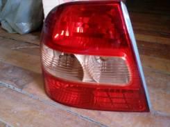 Задний фонарь. Toyota Corolla, CDE120, CE121, NDE120, NZE120, NZE121, NZE124, ZZE120, ZZE120L, ZZE121, ZZE121L, ZZE122, ZZE123L, ZZE124, ZZE132, ZZE13...