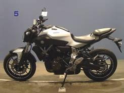Yamaha MT-07, 2016
