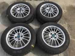 "175/65 R15 Goodyear Ice Navi 6 литые диски 4х100 (L26-1502). 6.0x15"" 4x100.00 ET45"