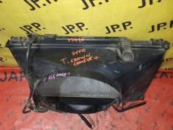 Радиатор охлаждения двигателя Toyota Crown YXS11 3YPE (б/п РФ)