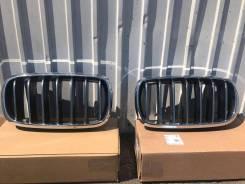 Декоративная решетка переднего бампера BMW X5 F15