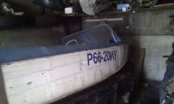 Лодка, ока дюралевая, мотор ямаха40, прицеп. 150 тыс рублей