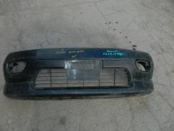 Бампер toyota hiace regius, передний KCH46 Новый оригинал