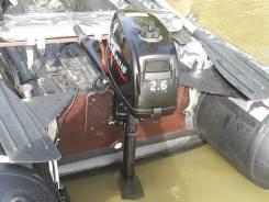 Новый лодочный мотор GL marine 2,6