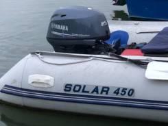 Продам лодку ПВХ Солар 450 К