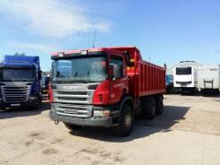 Scania P. Самосвал 380 6x4 2008 год Скания, 11 705куб. см., 25 500кг., 6x4