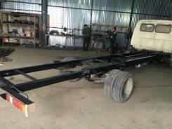 Удлинить ГАЗ 3302, удлинение рамы на Газель до 7,5 метров