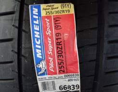 Michelin Pilot Super Sport, 255/30 ZR19 91Y