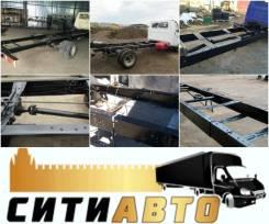 Удлинение шасси ГАЗ 3302, удлинить газель