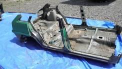 Продам порог правый на Toyota Corsa, AL21,3AU