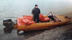 Продам лодка Казанка