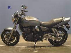 Suzuki GSX 400 Inazuma, 2004