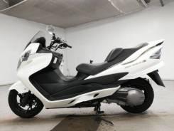 Suzuki Skywave 250, 2012