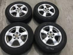 """195/65 R15 Dunlop RV504 литые диски 5х114.3 (L26-1520). 6.0x15"""" 5x114.30 ET50"""