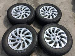 "195/65 R15 Bridgestone Revo2 литые диски 4х100 (L26-1523). 6.0x15"" 4x100.00 ET40"