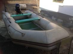 Продам комплект лодка мотор