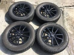 "195/65 R15 Bridgestone Revo2 литые диски 4х100 (L26-1527). 5.5x15"" 4x100.00 ET43"