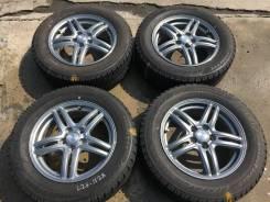 "195/65 R15 Bridgestone Revo2 литые диски 5х100 (L26-1528). 6.0x15"" 5x100.00 ET45"