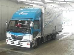 Грузовик Nissan Condor MK252KH фургон