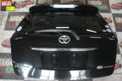 Дверь багажника. Toyota Corolla Fielder, NZE141, NZE144, NZE141G, NZE144G, ZRE142, ZRE142G, ZRE144, ZRE144G 1NZFE, 2ZRFAE, 2ZRFE