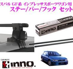 """Базовое крепление на Subaru Impreza 1992-2000""""Inno"""" Япония"""