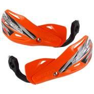 Защита рук (пластик) с крепежом ZETA Impact X3 оранжевый ZE74-4109