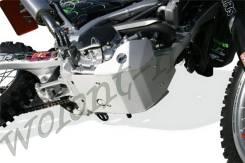 Защита двигателя ZETA MX Glide Plate ZE55-2400 Yamaha WR250R/X