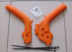 Защита рамы Polisport SX/SX-F/FC/TC 16-18/XCF-W/XC-W/EXC 17-19 оранжевый 8466600002