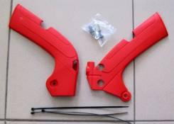 Защита рамы Polisport Honda CRF250R 18-/CRF450 17- красный 8466400002