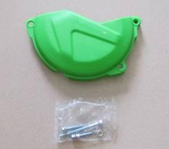Защита крышки сцепления Polisport Kawasaki KX450F 16-19 зелёный 8454500002
